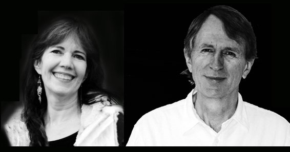 New Equations Music workshop presenters Siska Tovey & Alan Sheets