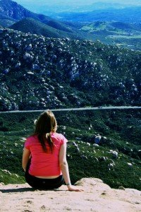Jenna-New Equations Music-photo-overlooking hills