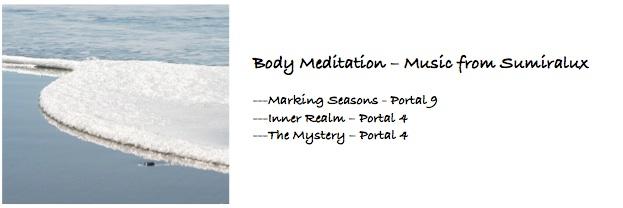 Using the Music - Body Mediation