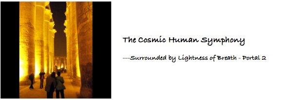 Using the Music - The Cosmic Human Symphony