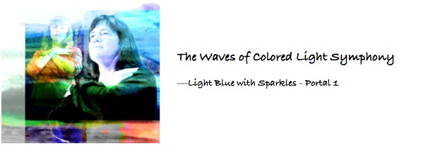 Using the Music - The Waves of Colored Light Symphony