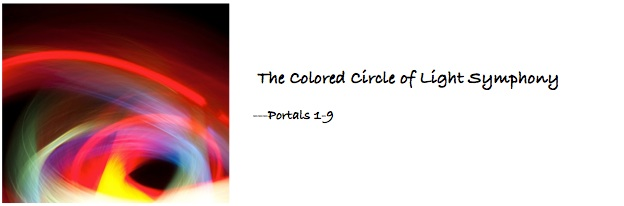 Using the Music - The Colored Circle of Light Symphony