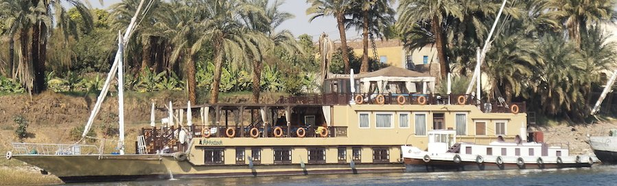The Afandina on the Nile
