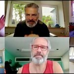 Screenshot of previous Male Oneness Video Call