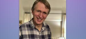 Alan Sheets Smiling