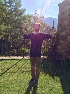 Fabian in the Soultype 5 Spiritual Posture