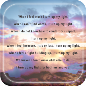 My Light by Merete Alfstad